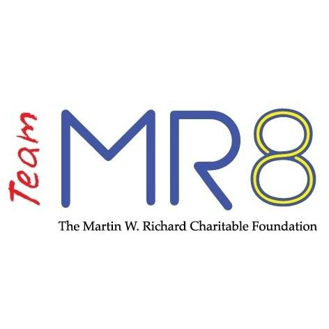 Team MR8 Logo